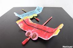 作って楽しい、遊んで楽しい、スイスイ飛ぶ廃材とんぼ。 羽の形や、ビニールテープの巻き具合で飛び方が変わるので、実験・研究しながら作り込んでいくのもまたおもしろい♪ 秋空に飛ばしてみたくなる手作りおもちゃ。 Diy Toys, Toy Diy, Paper Toys, Fall Crafts, Projects For Kids, Simple, Bricolage, Kids, Autumn Crafts
