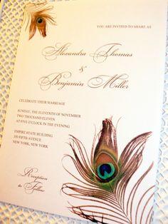 beautiful wedding invitations!