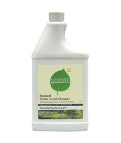 Seventh Generation natural toilet-bowl cleaner