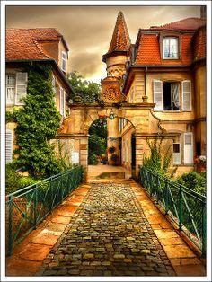 Obernai,Alsace #tourismeobernai