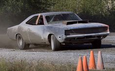 The Raunchero has appeared in more Roadkill episodes than any other car. It's a clone of the '68 Ranchie that HOT ROD used to win class at the first Mexica