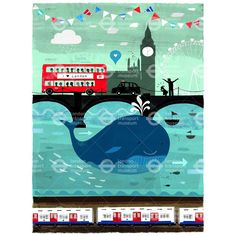 There's a Whale in the Thames! - Jessie Ford
