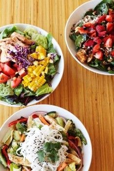 Summer Salads from Noodles & Company