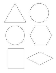 Preschool Shapes