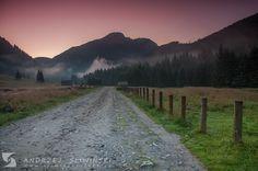 Chocholowska Valley in early morning. Tatra Mountains