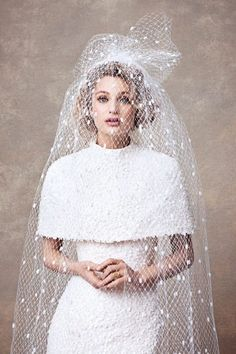 AW Bridal offers wedding veils and other wedding accessories. All styles are chic with good design. Cathedral, long, ivory color, appliques, and rhinestones make the wedding veil unique. Find great and cheap deals now! Perfect Wedding, Dream Wedding, Wedding Day, Wedding Anniversary, Wedding Bride, Anniversary Gifts, Modest Wedding, Grecian Wedding, Ethereal Wedding