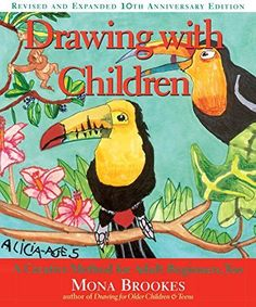 Drawing With Children: A Creative Method for Adult Beginners, Too- offers lesson plans to use this book with a nature journal