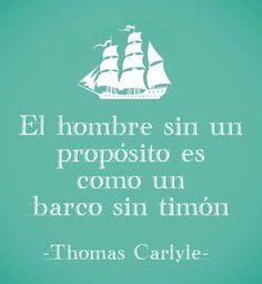 El presidente Monson le gusta esta cita de Thomas Carlyle.