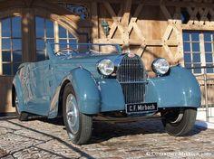 Bugatti T57 Stelvio Gangloff, 1934 ✏✏✏✏✏✏✏✏✏✏✏✏✏✏✏✏ IDEE CADEAU / CUTE GIFT IDEA ☞ http://gabyfeeriefr.tumblr.com/archive ✏✏✏✏✏✏✏✏✏✏✏✏✏✏✏✏
