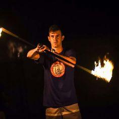 Bastão de fogo