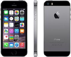 Реновиран iPhone 5s 16GB, Сив - Преоценен