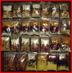 Vacuum Seal Bags for Packing Daily Rations-checked out the website and it's actually pretty cool. lots of great info! Great for camping n hiking! Also, great for food storage. Camping Packing, Backpacking Food, Camping Meals, Emergency Food, Survival Food, Emergency Preparedness, Survival Tips, Freezer Cooking, Freezer Meals
