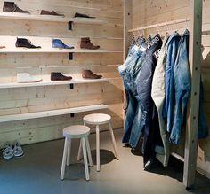 cool store in munich / sportskitchen