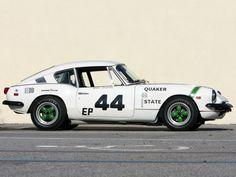 1969 Triumph GT6 SCCA Racing Car