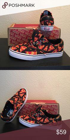 Vans Pizza Shoes Chima Ferguson M 10 New with. Box men's size 10 MSRP $75 Vans Shoes Athletic Shoes