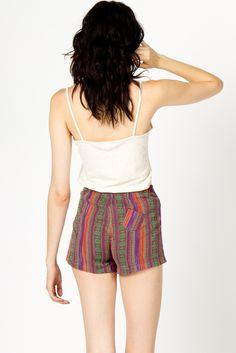 I wish striped shorts liked my butt