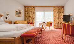 Doppelzimmer Ahornspitze