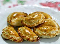 PANELATERAPIA - Blog de Culinária, Gastronomia e Receitas: Massa para Empanada