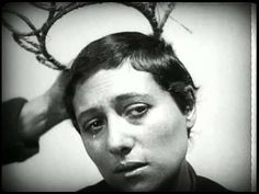 """Joan of Arc presents Carl Theodor Dreyer's """"The Passion of Joan of Arc"""""""