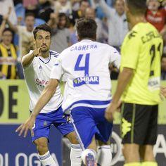 FINAL se acabó la racha en la Romareda... empate a 1 con el Córdoba #RealZaragozaCórdoba #Liga123 #RealZaragoza #Zaragoza