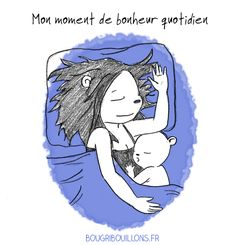 Cododo - co-sleeping - Bed-sharing- bougribouillons.fr