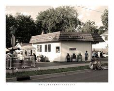 Nelson's Ice Cream, Stillwater Minnesota
