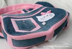 Resultado de imagen para como hacer carteras para niñas en pinterest