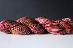 Swift Cozy DK in colorway Jewel Thief from Swift Yarns