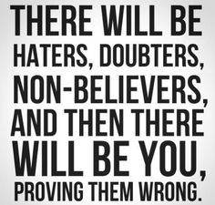 There will be You!!