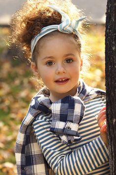 Fashion Kids. Модели. Ульяна Привалова (4годика)