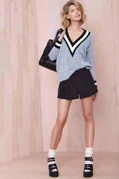 Nasty Gal Stop Short