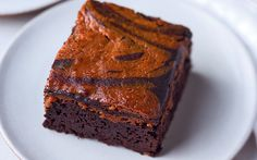 These vegan chocolate salted caramel brownies are rich, decadent and   absolutely delicious