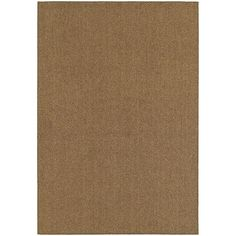 $149.25 Santa 4927 N Brown/ Tan Area Rug