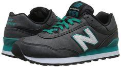 New Balance Women's WL515 Precious Metals Classic Running Shoe, Blue/Green, 9 B US