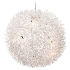 Lighting Inspiration (Dining/Living Room): Whimsical Light Fixture -- Dandelion