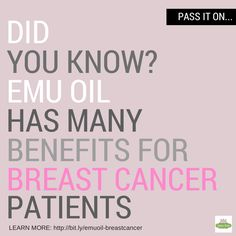 In honor of Breast Cancer Awareness month, we are sharing this inspirational story! Emu Oil, Breast Cancer Awareness, Inspirational, Learning, Studying, Teaching, Onderwijs