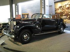 "1939 Packard Twelve ""Roosevelt's Car"""
