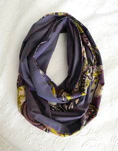 infinity scarves are so cute!