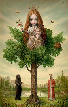 Tree of Life by Mark Ryden