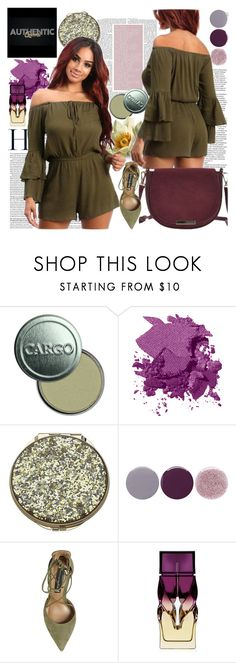 """""""Authentic Queens Boutique"""" by gaby-mil ❤ liked on Polyvore featuring CARGO, Bobbi Brown Cosmetics, Kate Spade, Smith & Cult, Steve Madden, Christian Louboutin, boutique and authenticqueens"""