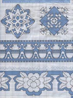 Gallery.ru / Фото #15 - 116 - Yra3raza Just Cross Stitch, Simple Cross Stitch, Cross Stitch Borders, Cross Stitch Designs, Cross Stitch Patterns, Blackwork Embroidery, Modern Embroidery, Diy Embroidery, Cross Stitch Embroidery
