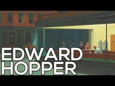 "Edward Hopper: A collection of 236 paintings (HD) Description: ""No one captured the isolation of the individual within the modern city like Edward Hopper. Edward Hopper, Anselm Kiefer, Edouard Vuillard, Malcolm Liepke, John Singer Sargent, Urban Setting, Modern Metropolis, Modern City, Windows"