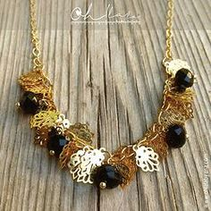 Infinity Goldfield Necklace | 1046