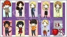 Twilight comic - twilight-anime Photo