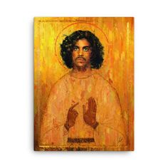 Prince icon - original giclee art print artwork by Vart. Look no further - this canvas print has a vivid, fade-resistant print that youre bound to fall in love with. Artwork Prints, Canvas Prints, Maya, Cool Art, Prince, Paintings, Cool Stuff, Creative, Etsy