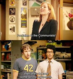 IT Crowd; Series 1, Episode 6 - Aunt Irma Visits