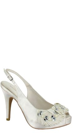 """It's all about the bling   Menbur® """"Cathy"""" Slingback Pumps"""
