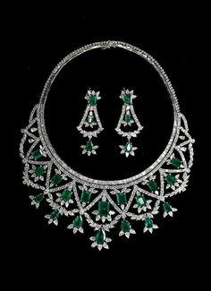 Damonds and Emeralds