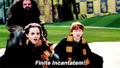 They haven't invented a spell that our Hermione can't do. - Rubeus Hagrid