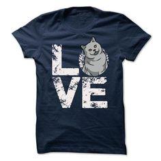 Love British Shorthair Cat T-Shirts, Hoodies (22.99$ ==► Order Here!)